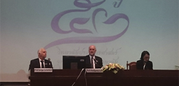 Sergei Scherbov & Wolfgang Lutz receive awards from Chukalongkorn University