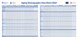 Aging Demographic Data Sheet 2018
