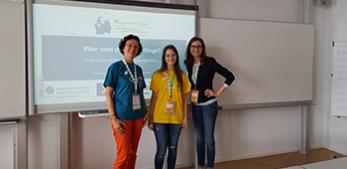 Isabella Buber-Ennser and Judith Kohlenberger held a seminar at the Children's University