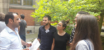 """""""Integration and participation in the Austrian labor market: the refugees' perspective"""" - Project report by Dirar Alshwikh Alabd"""