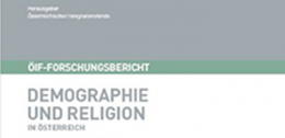 "ÖIF publishes new Research Report ""Religious Denominations in Austria"""