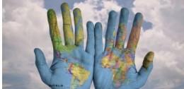 Less hunger, less war deads - Kurier article