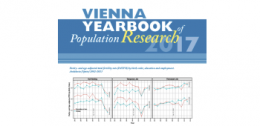 Vienna Yearbook of Population Research available - (online first)