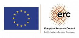 Two ERC Consolidator Grants at the Centre