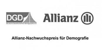 Daniela Weber awarded with Allianz Nachwuchs Preis für Demografie