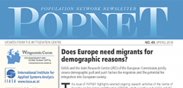 Does Europe need migrants for demographic reasons?