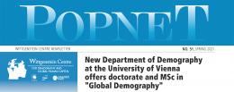 New Issue POPNET Newsletter