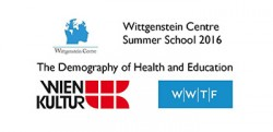 "Summer School ""The Demography of Health and Education"""