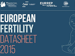 European Fertility Data Sheet 2015