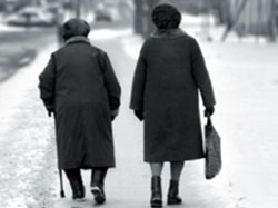 Reassessing Aging from a Population Perspective