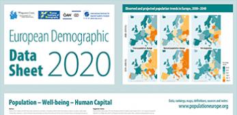 ! Out now: European Demographic Datasheet 2020 !