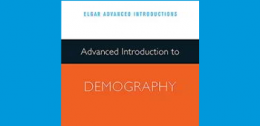 Advanced Introduction to Demography | Book Launch with Wolfgang Lutz | 5 November 2021 at 3:00 PM CET