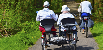 Planning for a growing elderly population